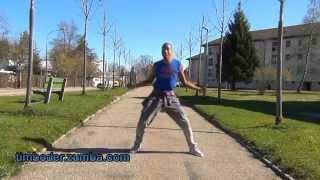 "Saïan Supa Crew - ""Angela (Zumba® Fitness Version)"" / Zumba® Choreo By Tim Boder (ZIN™)"