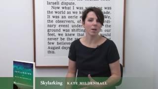 Kate Mildenhall on the friendship between Harriet and Kate in Skylarking