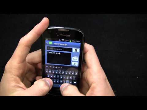 Samsung Galaxy Stellar Review Part 1