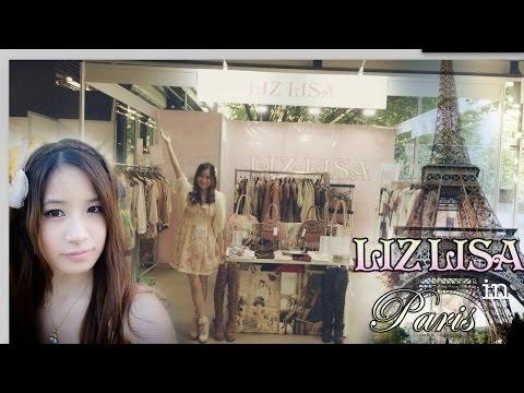 LIZ LISA in Paris ♥ Follow me to Paris Vlog