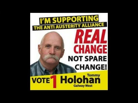 5 Reasons to give Tommy Holohan and the AAA your number 1 vote