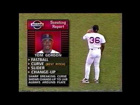 1997 Phillies at Boston   Matt Beech vs Tom Gordon