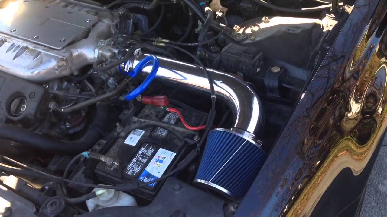Acura TL Short Ram Intake YouTube - Acura tl cold air intake