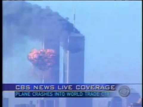 Flight 175 Crash (CBS) - YouTube