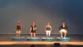 A Capella Tap Dance Center Stage 2006 Thumbnail