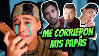 ME CORRIERON DE MI CASA | BROMA TELEFÓNICA A MIS AMIGOS