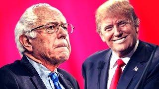 Bernie Sanders Slams Trump