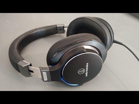 Z Review - Audio Technica ATH-MSR7