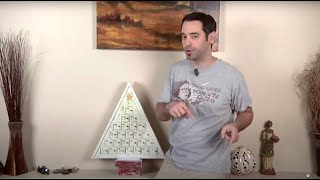 131 - How To Build An Advent Holiday Calendar (part 1 Of 3)