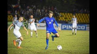 Philippines 1-1 Thailand (AFF Suzuki Cup 2018 : Group Stage)