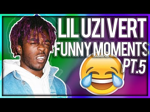Lil Uzi Vert Funniest Moments Pt. 5 (Funniest Compilation) *98% WILL LAUGH*