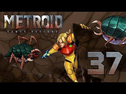 Let's Play Metroid Samus Returns [German][Blind][#37] - Upgrade für Upgrade!