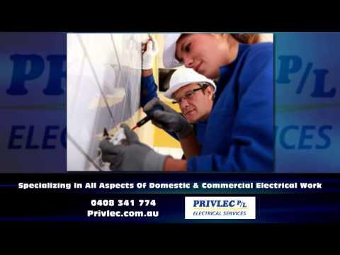 Electrician Traralgon Victoria - Privlec Electrical