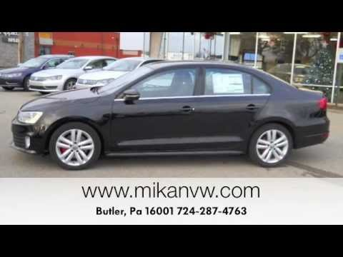 New Vw Dealer 2012 Jetta Gli Butler Pittsburgh Volkswagen