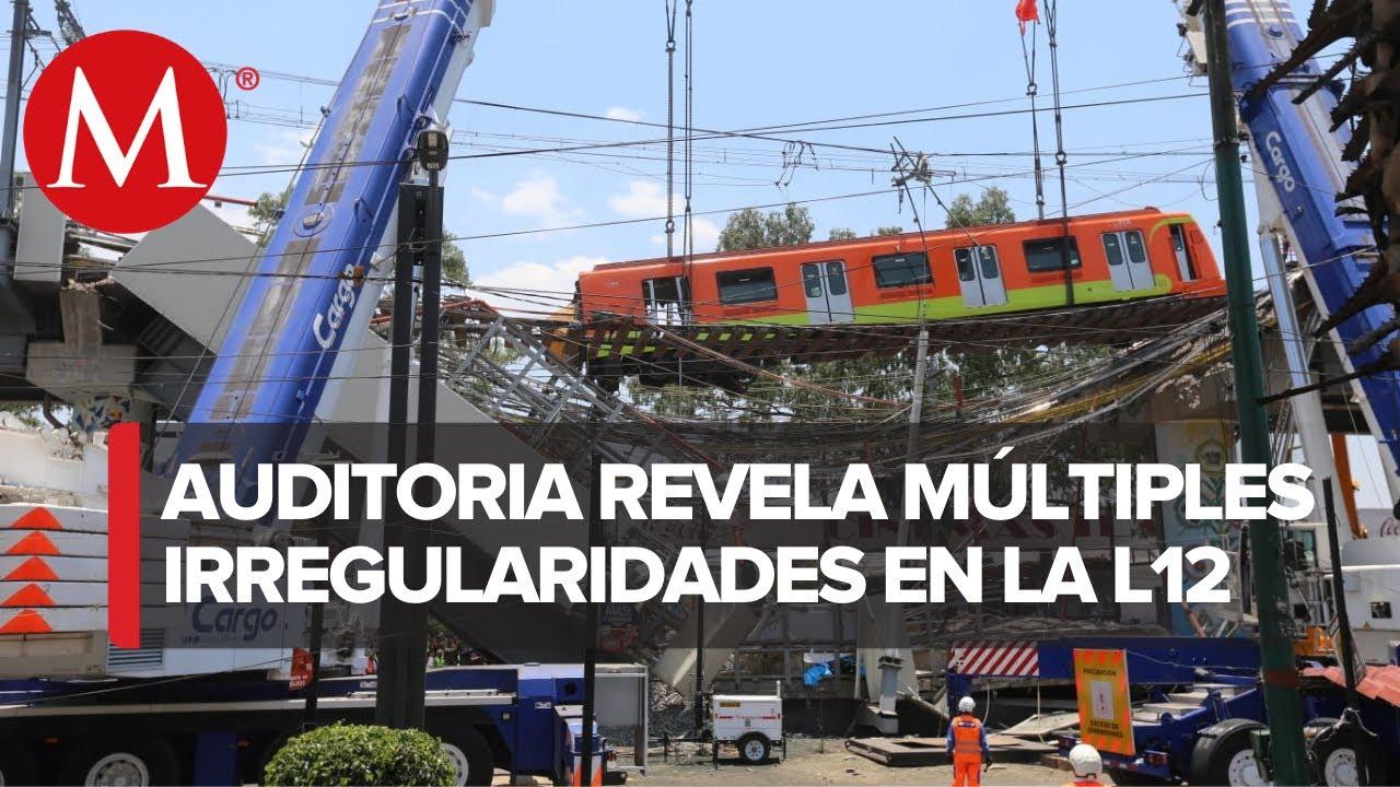 Línea 12 del Metro: mal hecha, dañada por el sismo y sin mantenimiento