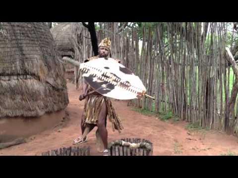 Simunye Zulu Chief