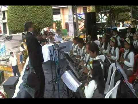 Sanjuanito Victoriano Valencia Banda Escuela De