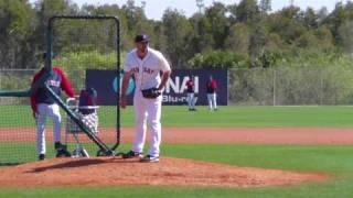 Gaby Hernandez Spring Training 2010