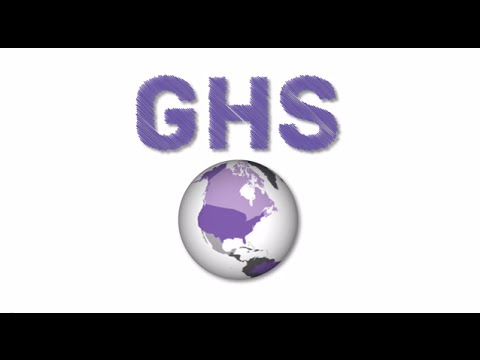 GHS: A new approach to workplace hazard communication