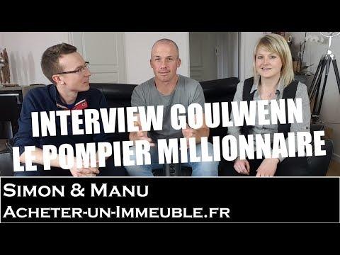 Comment acheter 25 appartements avec un salaire de 1750 euros - Interview Goulwenn Tristant