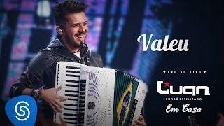 Luan Estilizado - Valeu - DVD Em Casa - Video Oficial