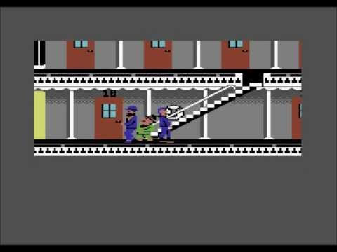 Let's Play: Murder on the Mississippi (C64) part 3: More Dialogue