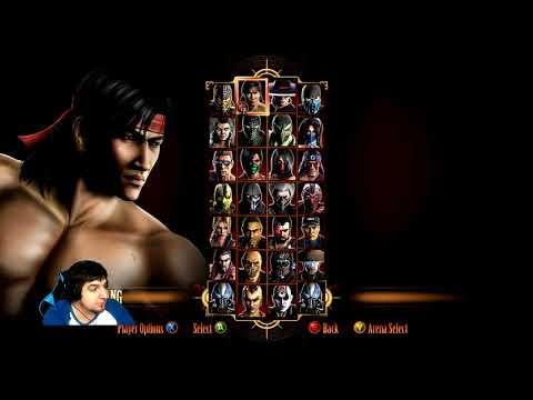 Mortal Kombat 9 - Live on Twitch thumbnail