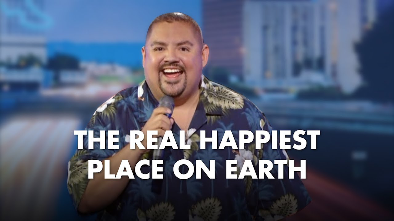 The Real Happiest Place On Earth | Gabriel Iglesias