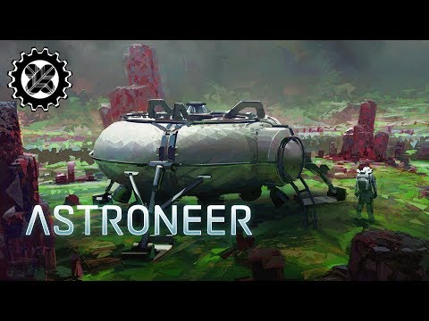 Get ASTRONEER: First Look with Jacemachine! Pics