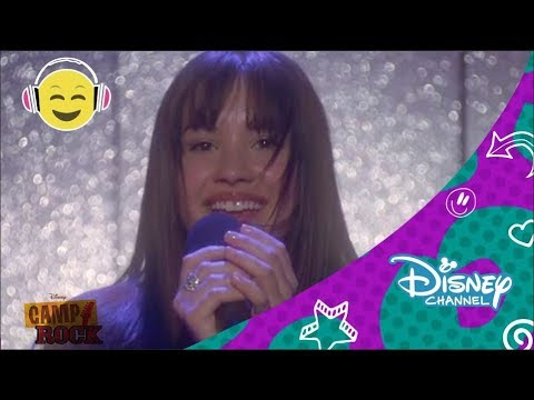 Camp Rock: Videoclip - 'This is Me'| Disney Channel Oficial