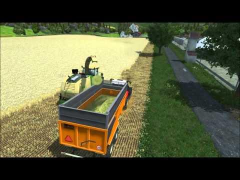 Farming Simulator 2013 Krone Bigx 1100 Fail