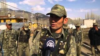 """Van'ın """"Kırgız"""" korucuları"""
