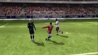 Fifa 09 Skills