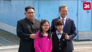 Cuộc gặp lịch sử của hai miền Triều Tiên - Tin Tức VTV24