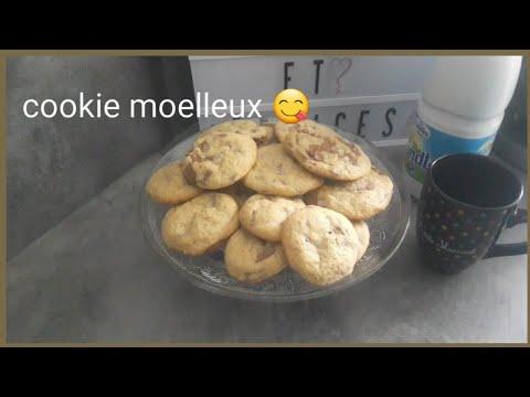cookie-moelleux-🥰