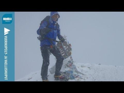 Mount Elbrus 5642 m, ryhmä huipulla | Mandala Travel