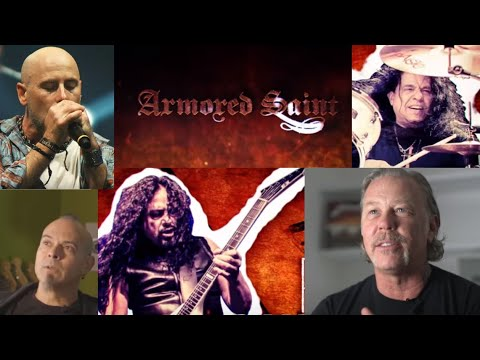 """Armored Saint: The Movie"" first trailer out now w/James Hetfield, Scott Ian and many more..!"