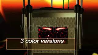 The Box TV_Futuristic Projector HD | After Effects Project Files - Videohive template