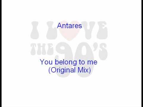 Antares - You belong to me (1995)