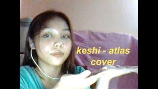 keshi - atlas (cover)