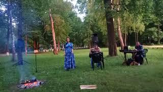 Мария Верстакова и Сергей Дроздов в Шуе