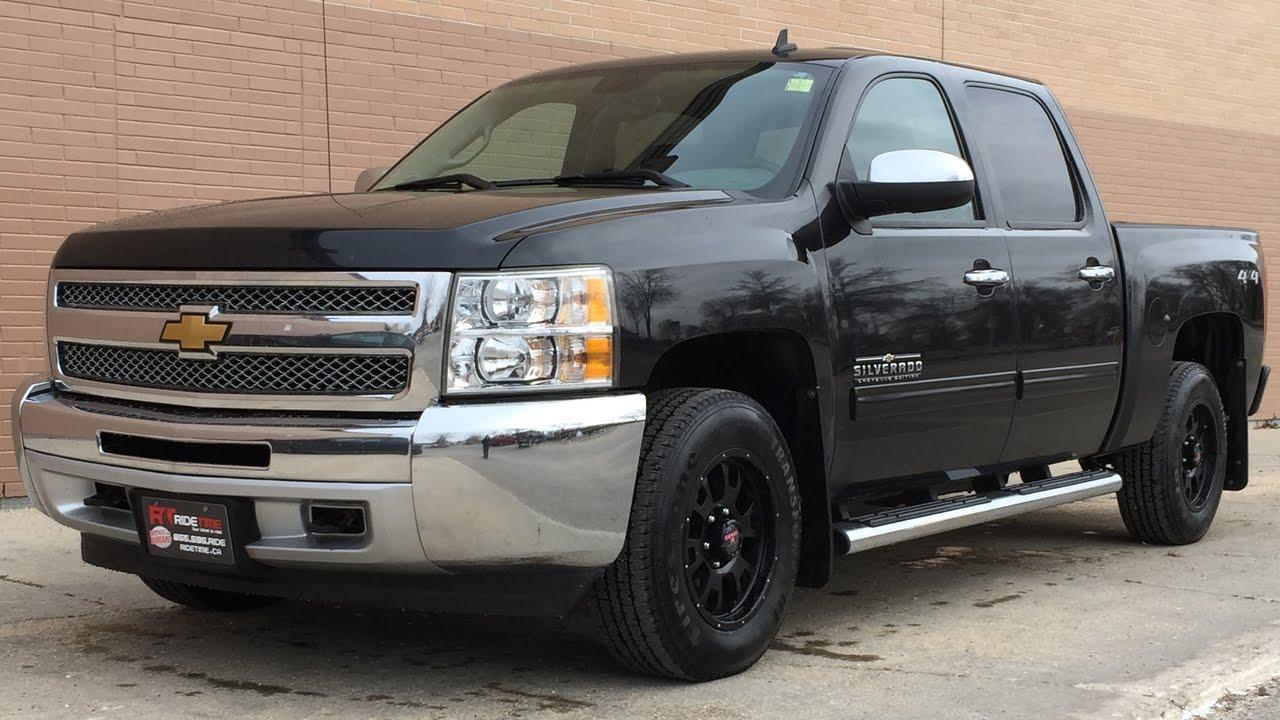 2012 Chevrolet Silverado 1500 LS Cheyenne Edition ...