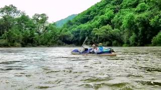 Поход на байдарках, Сплав по реке Уссури.(Видеоповествование о незабываемом сплаве по таежной реке Уссури., 2014-09-13T07:59:09.000Z)