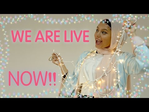 FLY WITH HAIFA GOING LIVE FOR THE FIRST TIME! #JoinTheParty