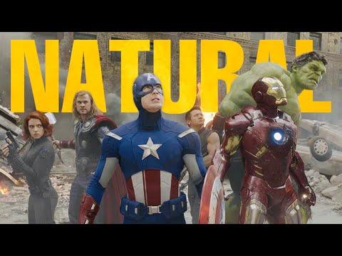 Avengers- Natural   Imagine Dragons