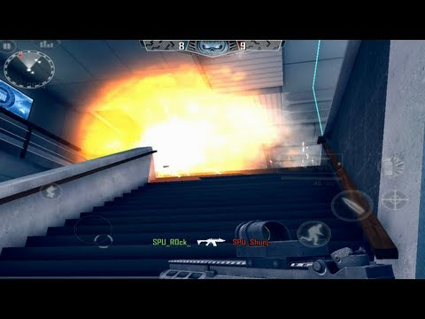 Modern Combat 4: 【MC4】CTF@OVERTIME CHAT WITH SPU MEMBERS PT2