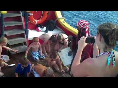 Cayman Island Pirate Excursion!