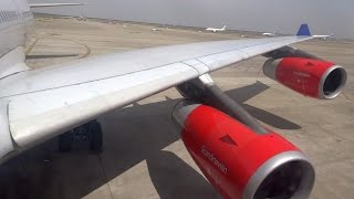 Shanghai - Copenhagen SAS Scandinavian Airlines Airbus A340-300 (OY-KBC)