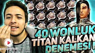 40 Won'luk Titan Kalkan Denemesi - Metin2 TR #192