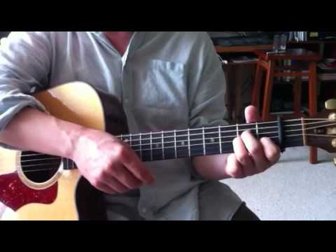 Guitar Lesson - All for You - Sister Hazel